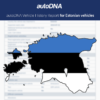 Check out our new autoDNA Vehicle History Report for Estonian vehicles!