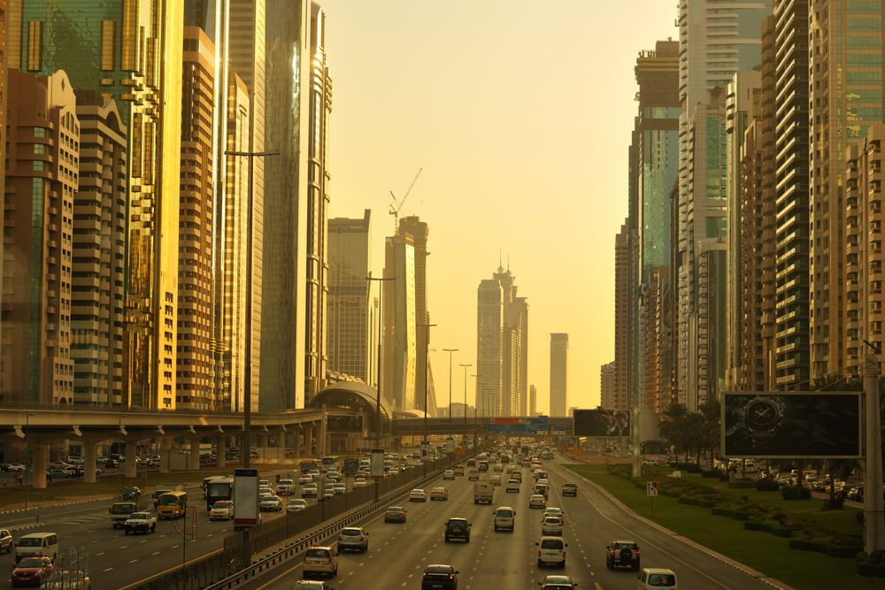 The Roads and Transport Authority in Dubai commences cooperation with autodna.com!