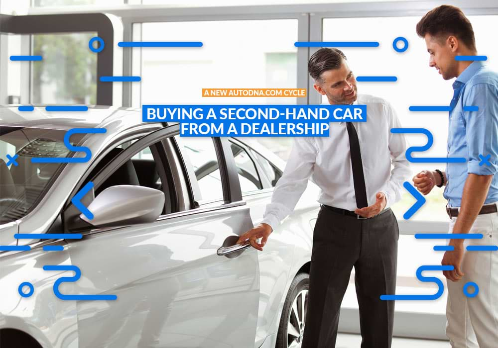 The pros and cons of purchasing a second-hand car at a dealer's