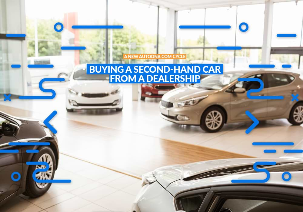 Where the second-hand vehicle deals come from