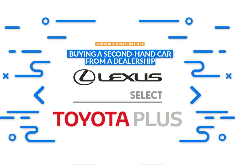Toyota Plus and Pre-Owned Lexus