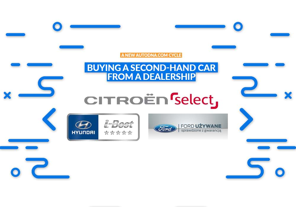 Ford Pre-Owned, Hyundai i-Best, Citroen Select