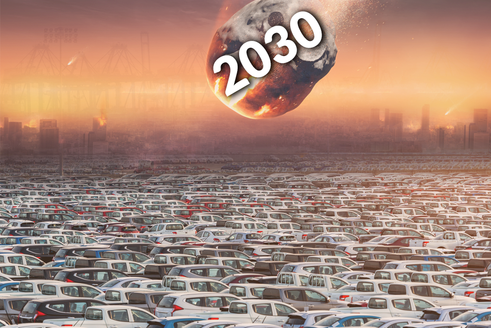2030: the end of dealers? Are we to expect the carmageddon?