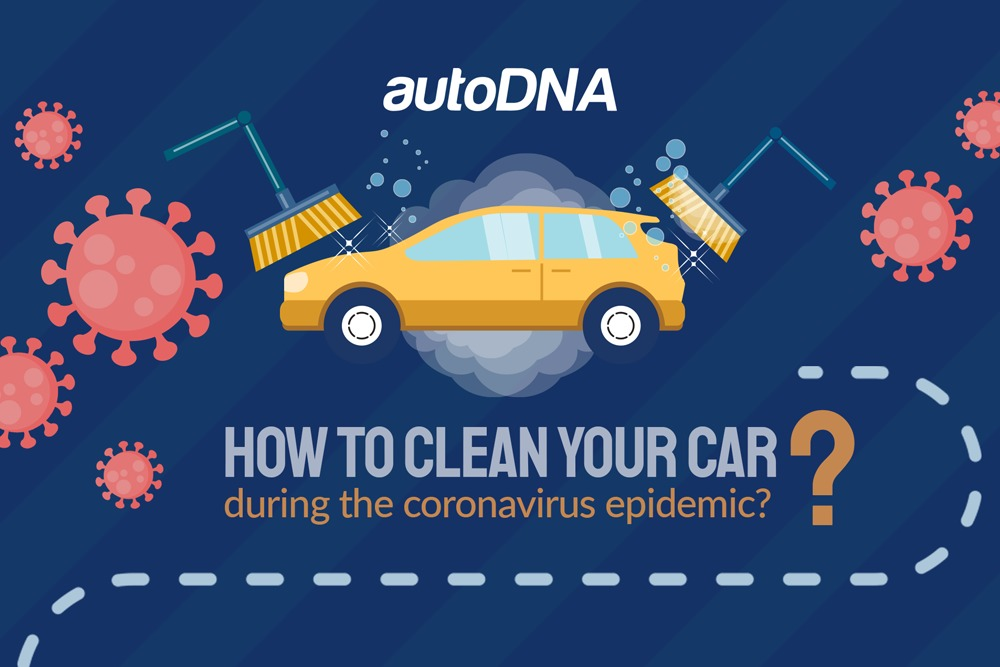 40 places to clean in your car during the coronavirus pandemic