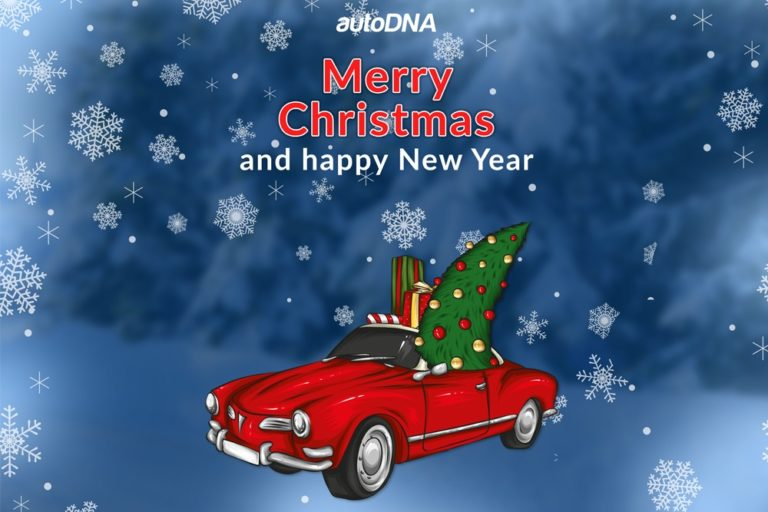 Merry Christmas from autoDNA