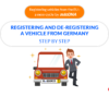 How to import cars from Germany: the procedures