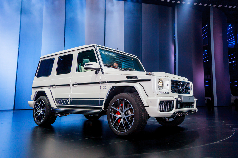 Mercedes–Benz G Class