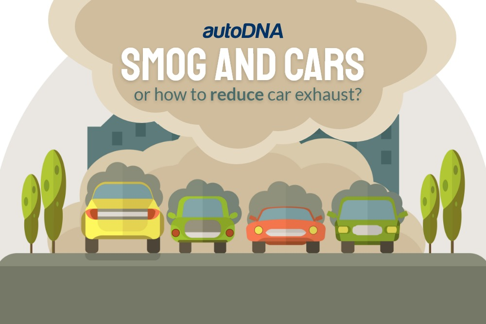 Smog and cars, or how to reduce car exhaust?